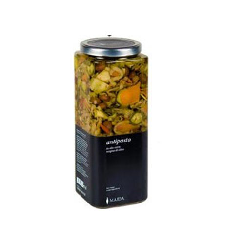 Francesco Vastola Antipasto in Olio 2.800 gr.